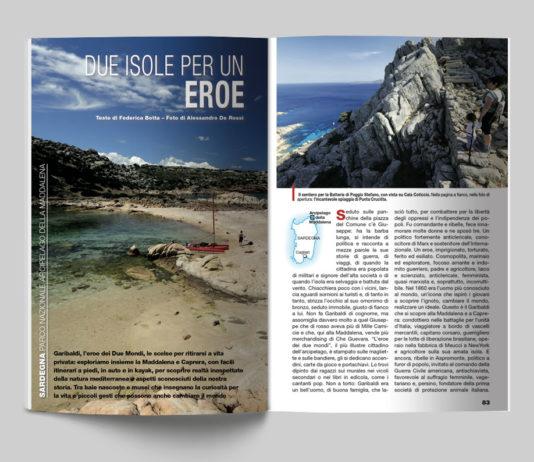 Sardegna, Caprera - Due isole per un Eroe. Testo di Federica Botta e foto di Alessandro De Rossi - Itinerari e Luoghi 281 giugno 2020