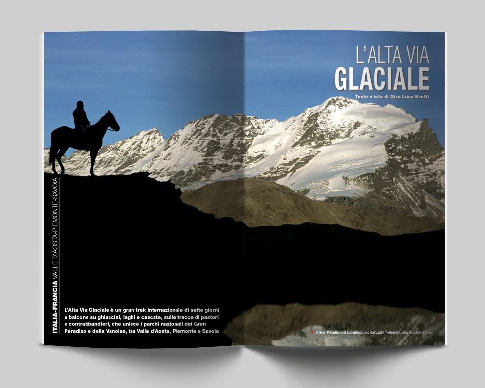 ITALIA-FRANCIA - Valle D'Aosta, Piemonte, Savoia. Testo e foto di Gian Luca Boetti - Itinerari e Luoghi 282 luglio 2020