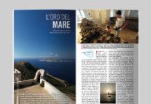 Sicilia, Isola di Favignana - L'oro del mare. Di Federica Botta foto di Alessandro De Rossi - Itinerari e Luoghi 282 luglio 2020