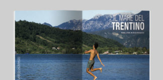 Trentino, Alta Valsugana e Lago di Caldonazzo - Il mare del Trentino. Testo e foto di Anna Brianese - Itinerari e Luoghi 282 luglio 2020