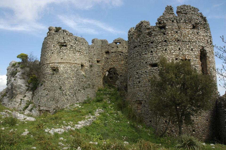 Stilo, Castello di Ruggero II il Normanno.