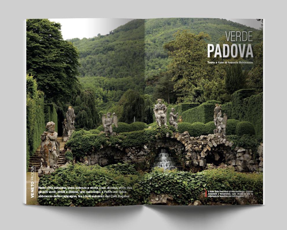 086-105 - IT290 - Veneto Padova verde