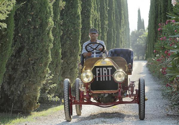 Fiat Tipo 1 (1908), Bolgheri
