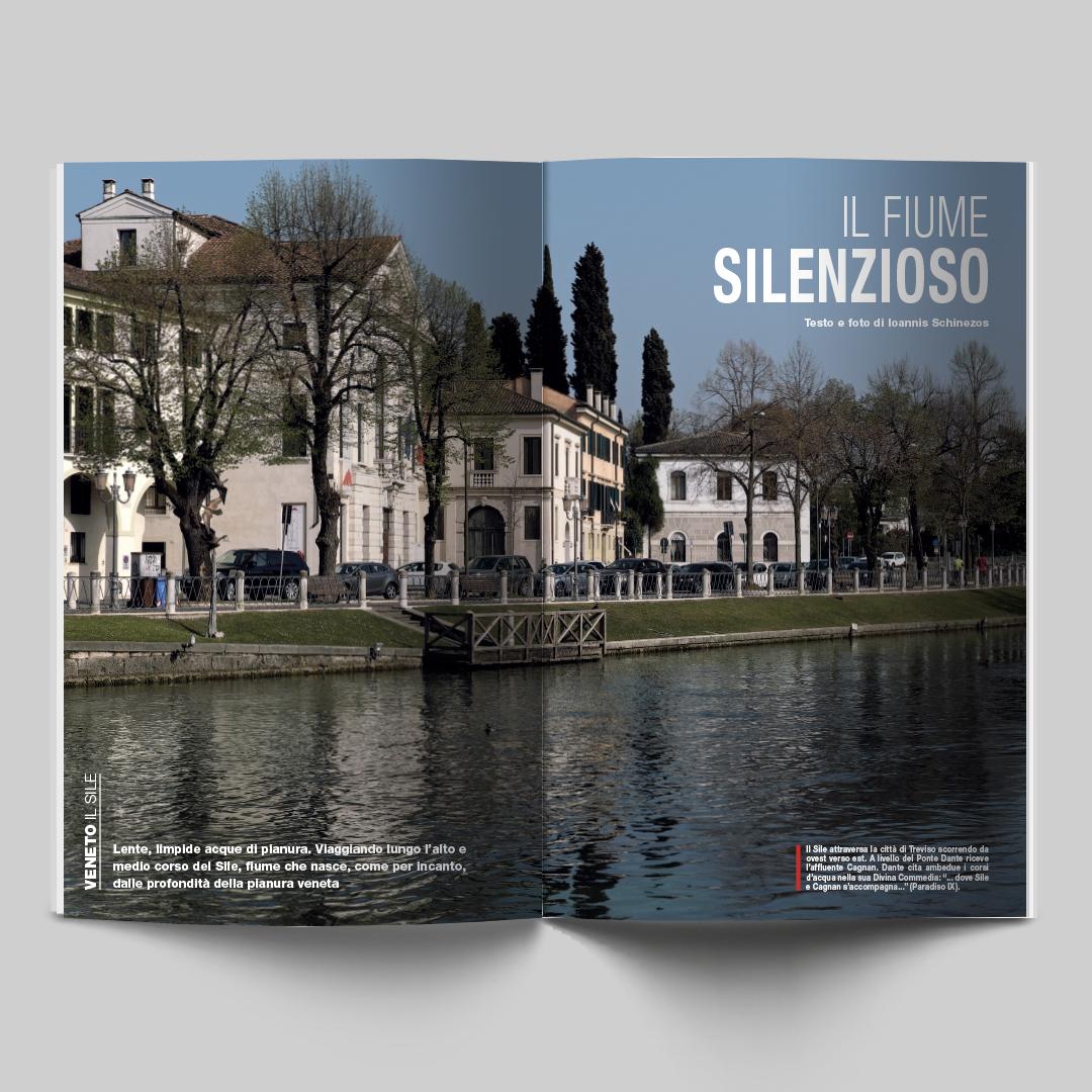 Veneto fiume Sile